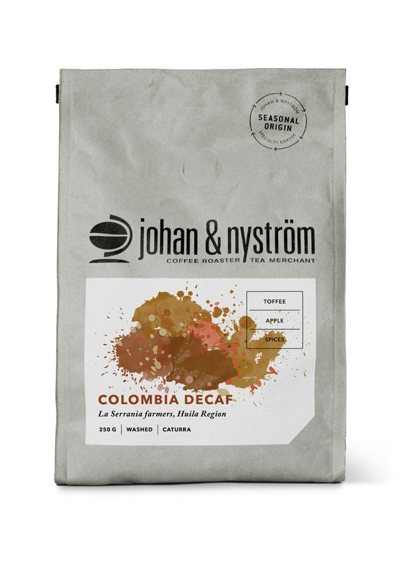 Johan & Nyström Colombia Decaf