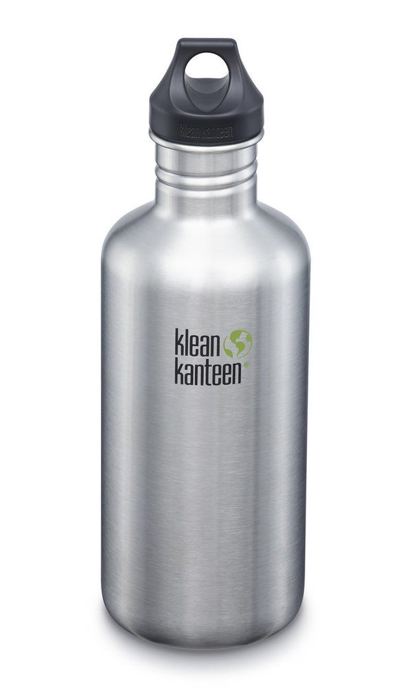 Klean Kanteen Classic - Brushed Stainless - 1182ml