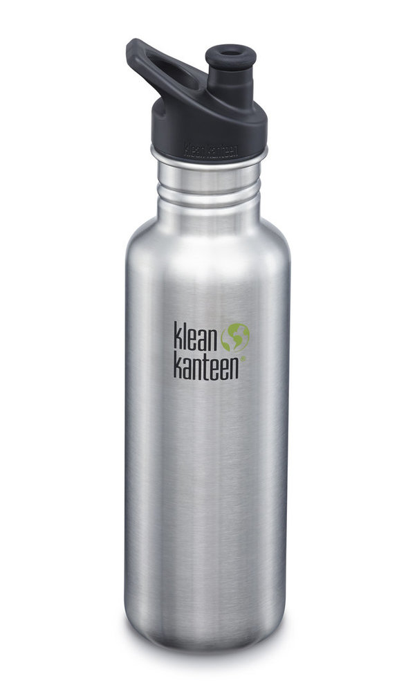 Klean Kanteen Classic - Brushed Stainless - 800ml