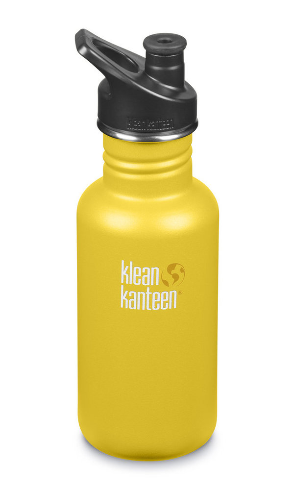 Klean Kanteen Classic - Lemon Curry - 532ml